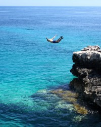 Getting Life Insurance in Yuba City May Be Difficult if You Cliff Dive